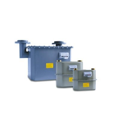 DIAPHRAGM-GAS-METER